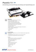 PhysioGo 701I - multifunctional unit
