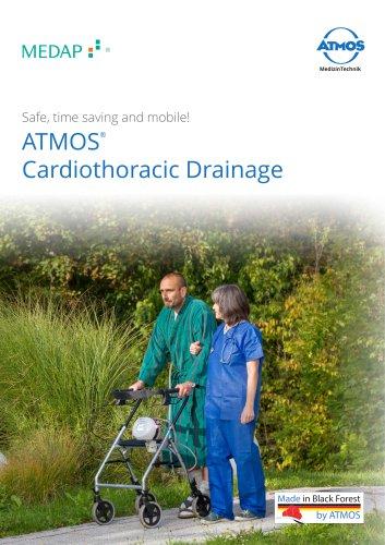ATMOS® Cardiothoracic Drainage