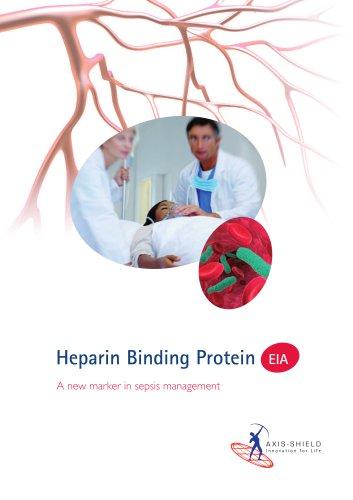 Heparin Binding Protein EIA (FMHBP100)