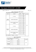 FFP3 folding Safety mask  KFF-3 particulate respirator Catalogue - 11
