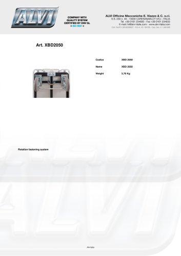 Accessories XBD 2050