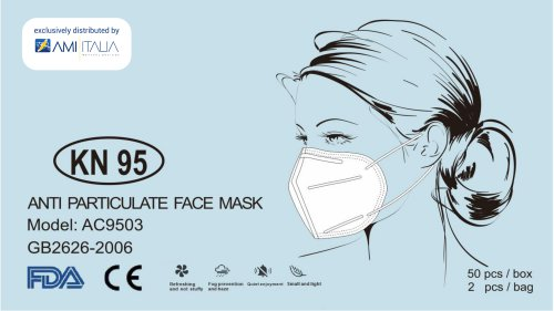 ANTI PARTICULATE FACE MASK