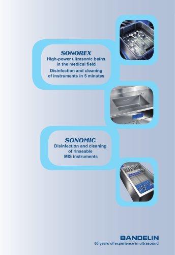 SONOREX SONOMIC