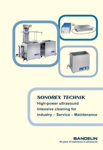 SONOREX TECHNIK