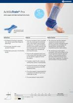 Supports and Orthoses - 7