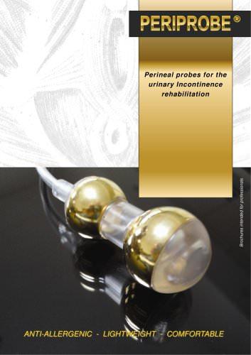 Perineal probes PERIPROBE