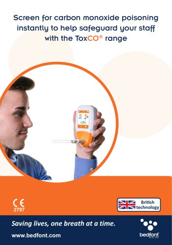 ToxCO Catalogue