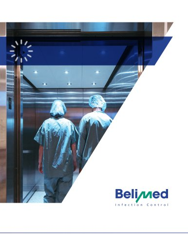 Belimed Corporate Brochure 03 2016
