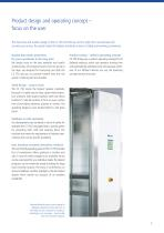 CLEANSTATION CS 750 Largecapacity washer, disinfector and dryer for hospitals, bed cleaning and canteen kitchens - 3