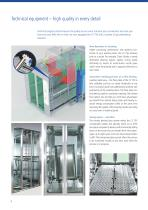 CLEANSTATION CS 750 Largecapacity washer, disinfector and dryer for hospitals, bed cleaning and canteen kitchens - 4