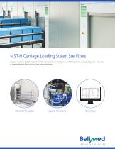 MST-H Carriage Loading Steam Sterilizers - 1