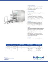 MST-H Carriage Loading Steam Sterilizers - 2