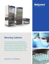 Single-Chamber Warming Cabinet - 1