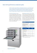 WD 150, EN ISO 15883-compliant cleaning, disinfection and drying - 2