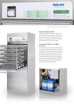 WD 200, Single-chamber washer-disinfector in compliance with EN ISO 15883 - 5