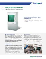 WD 290 Washer Disinfector