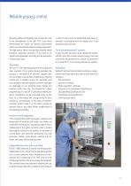 WD 750, Large-scale cleaning, disinfection and drying system in accordance with EN ISO 15883 - 5