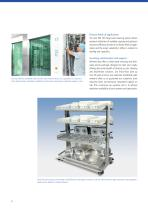 WD 750, Large-scale cleaning, disinfection and drying system in accordance with EN ISO 15883 - 6