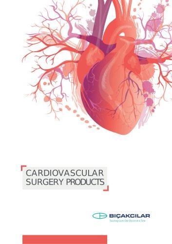 Cardio Vascular Products