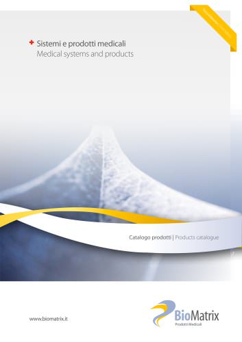 Medical systems and products