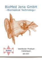 BioMed Jena GmbH -Biomedical Technology 2016/2017