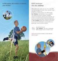 BORT-Bandages: Also for children - 3