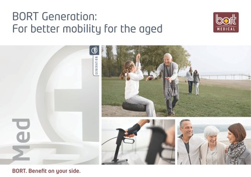BORT Generation: For better mobility for the aged