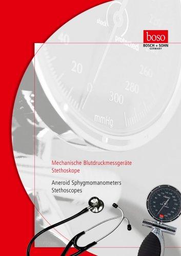 Aneroid Sphygmomanometers Stethoscopes