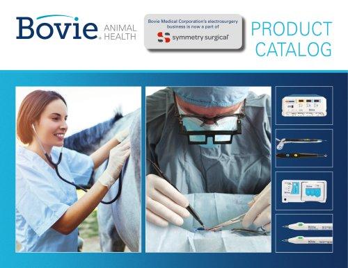BOVIE® ANIMAL HEALTH PRODUCT CATALOG