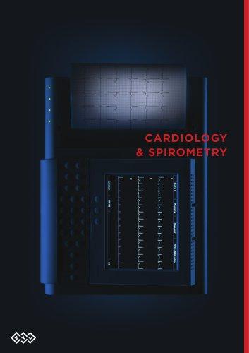 CARDIOLOGY  & SPIROMETRY