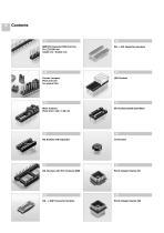 Converter Sockets DIL - SOP - 4