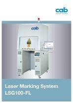 Laser Safety Housing LSG 100 - 1