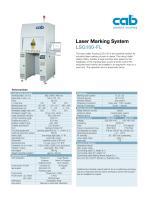 Laser Safety Housing LSG 100 - 2