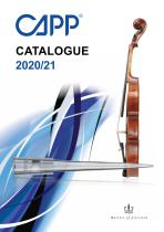 Capp® CATALOGUE 2020/21