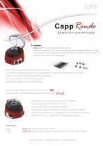 CappRondo Benchtop Equipment - 2