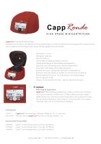 CappRondo Benchtop Equipment - 3