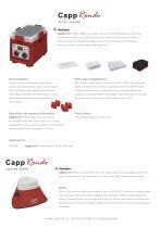 CappRondo Benchtop Equipment - 5