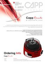 CappRondo Microcentrifuge - 1