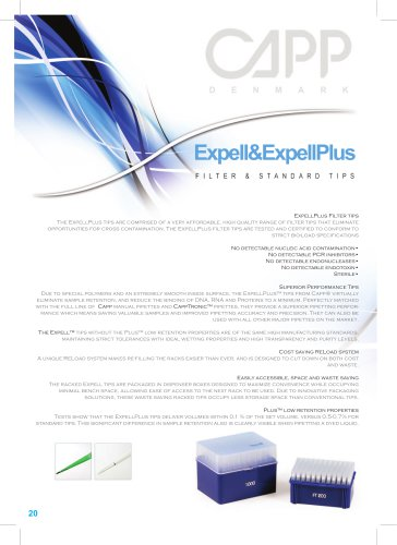 ExpellPlus filter tips