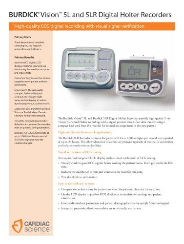 Holter ECG Vision 5L/LR - EN