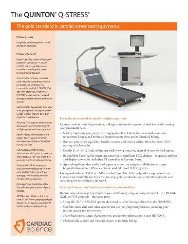 Q-Stress Brochure