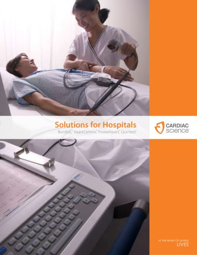 Solutions For Hospitals