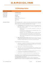 ECGWebApp Holter