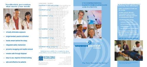 VanishPoint-Syringe-Brochure