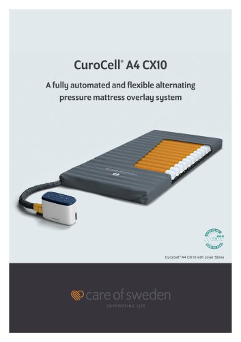 CuroCell®  A4 CX10