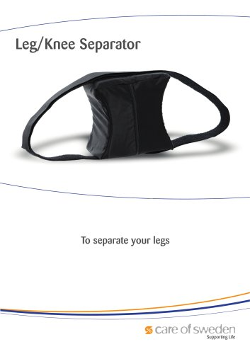 Leg/Knee Separator