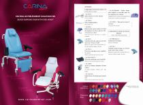 Blood Sampling Chair Fixed Height 2 - 1