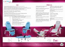 Blood Sampling Chair Fixed Height 2 - 2
