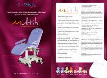 Electrical Multi Treatment Chair MULTIK
