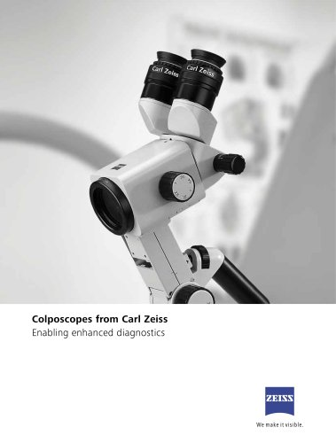 Colposcopes from Carl Zeiss